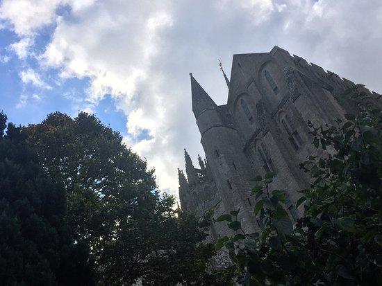 Mont Saint-Michel Abdij: photo0.jpg