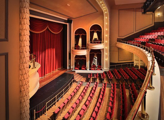 Historic Masonic Theatre and Ampitheatre