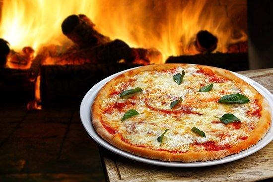 RedBrick Pizza: pizza