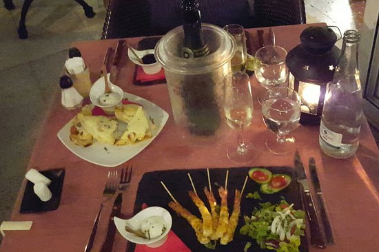 Restaurante OK: Fantastic food, Anna and the team are amazing. This truly is food heaven! We are here on holiday