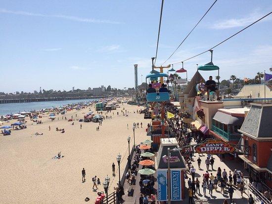 Santa Cruz Beach Boardwalk照片