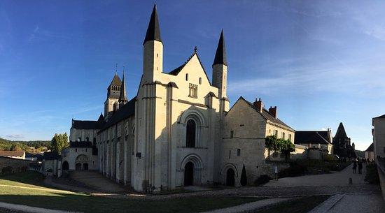 Fontevraud-l'Abbaye, Francia: Abbaye Royale de Fontevraud