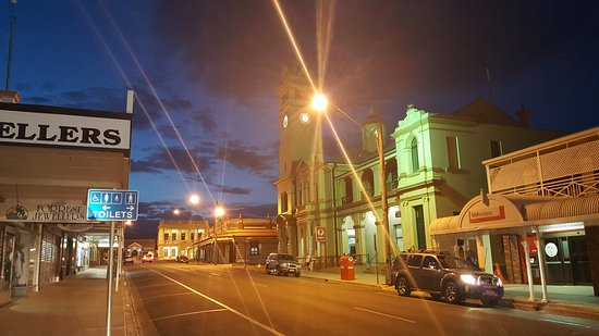 Charters Towers, Australia: 20161022_184718_large.jpg