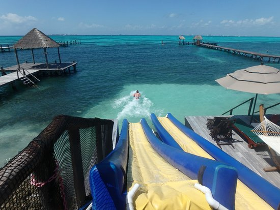 View from the bar pool picture of casa de los suenos for Casa de los suenos