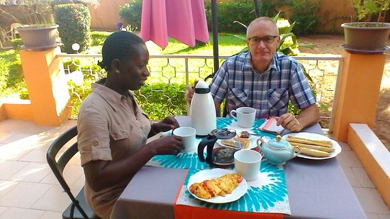 Korhogo, Ivory Coast: Super endroit