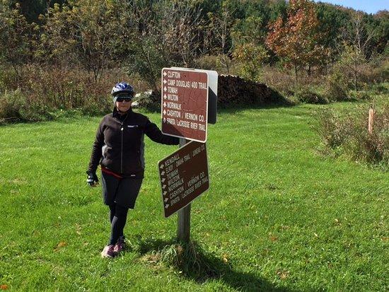 Sparta, WI: which way