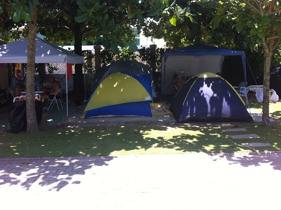 Paraiso Tropical Apartamentos & Camping