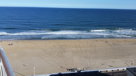 Grand Hotel & Spa: View from our 12th floor balcony.