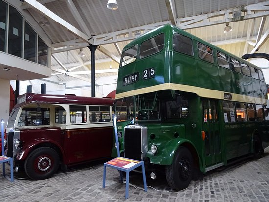 ‪Bury Transport Museum‬