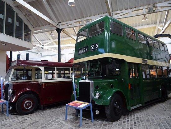 Bury Transport Museum