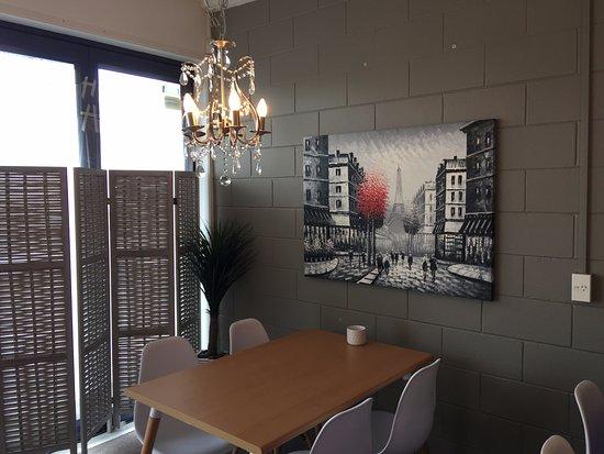 Whangamata, Nuova Zelanda: Dining Room