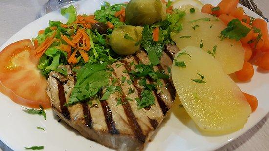 Restaurant Adega Lusitania: Jantar