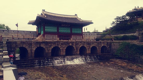 Suwon, Corea del Sur: Они же изнутри в ретро-стиле.