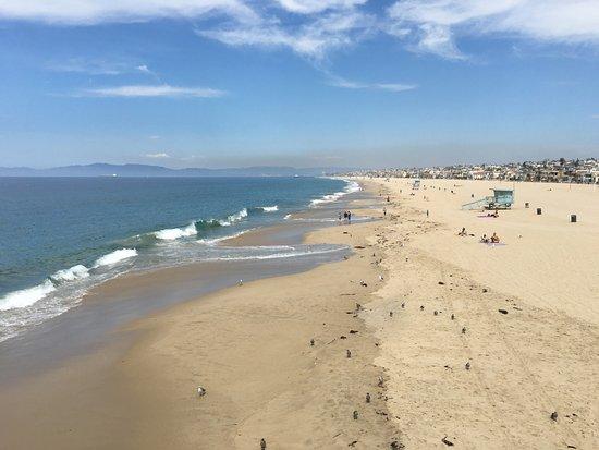 Hermosa Beach, CA: Beach
