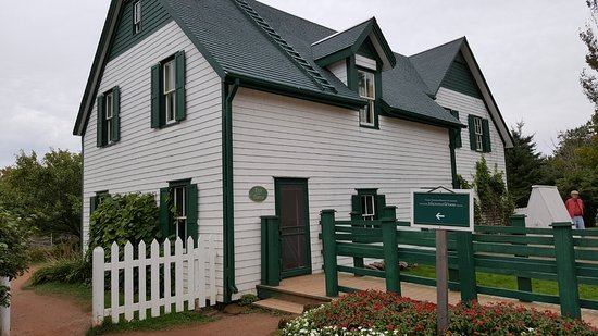 Stratford, Canadá: The Green Gables house.