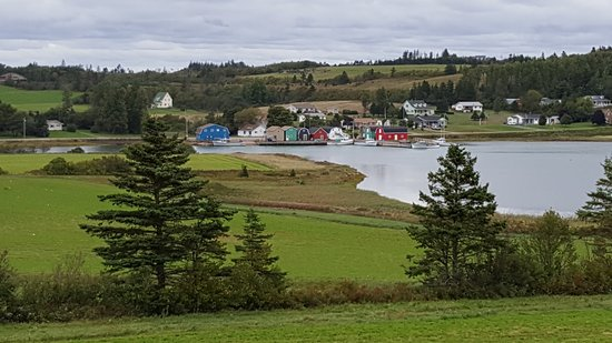 Stratford, Canadá: A gorgeous bay and fishing village