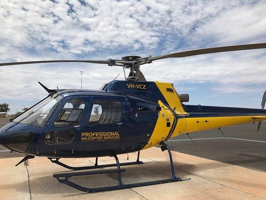 Yulara, Australia: Professional Helicopter Services