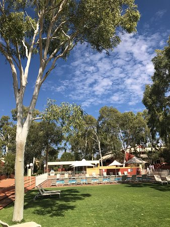 Desert Gardens Hotel, Ayers Rock Resort: Some Pics Of The Desert Gardens  Hotel,