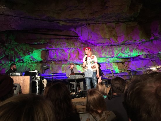 McMinnville, TN : Allen Stone, what a great performer!