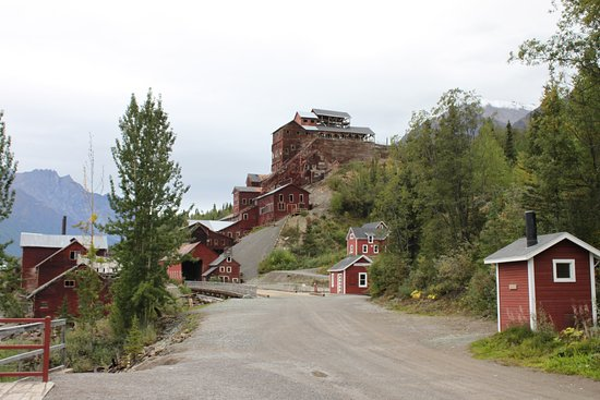 Copper Center, AK: Kennicott Copper Mill