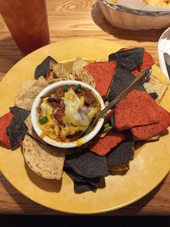 Jim Thorpe, เพนซิลเวเนีย: Chili and nachos!