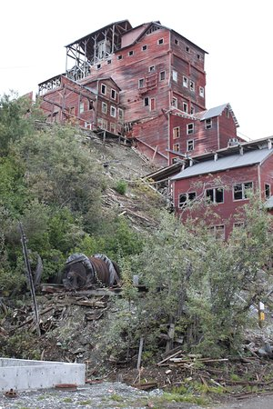Wrangell-St Elias National Park and Preserve, AK: Kennicott Copper Mill