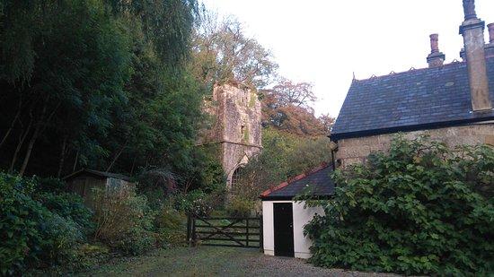 Lanivet, UK: St Benet's Abbey