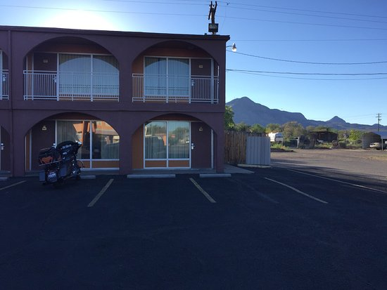 Days Inn Socorro: Good for overnight stay with very friendly staff