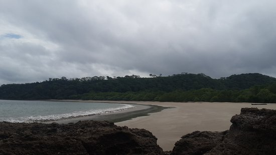 La Cruz, Costa Rica: Secluded Playa Rajada
