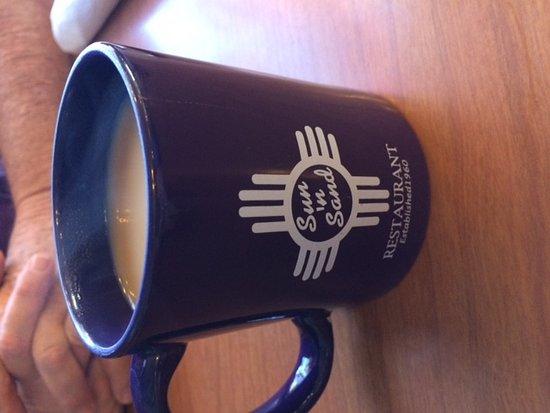 Santa Rosa, NM: Personalized Mug