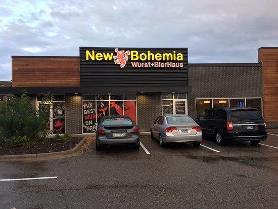New Bohemia Roseville