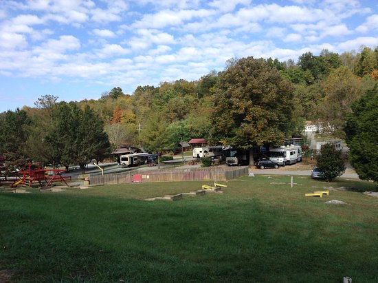 Blountville, TN: KOA Campground