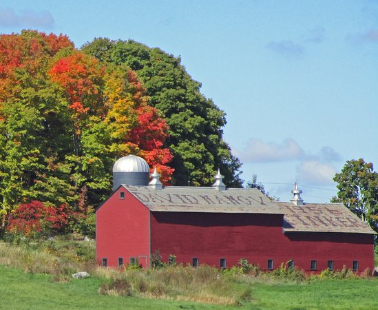 Shelburne, VT: This tour is timed to coincide with Autumn's magnificence.