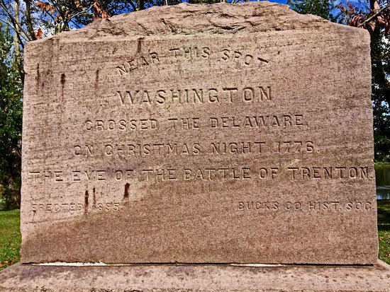 Washington Crossing Foto