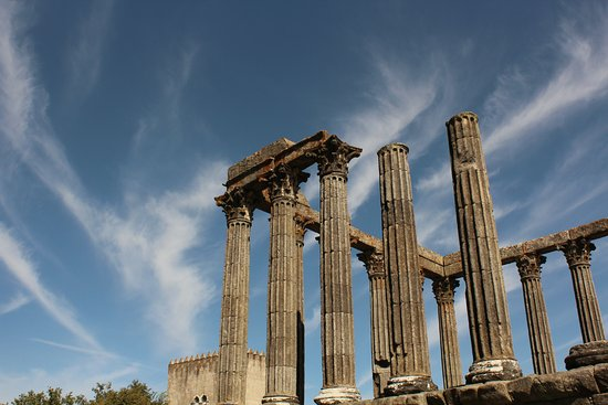 Templo Romano de Évora (Templo de Diana): Temple of Diana