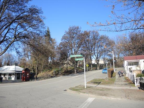 arrowtown的風景