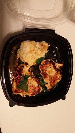 Douglasville, GA: Garlic rosemary chicken