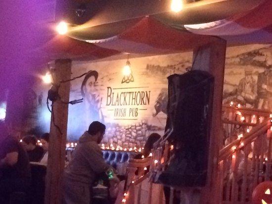 The Blackthorn Irish Pub: photo0.jpg