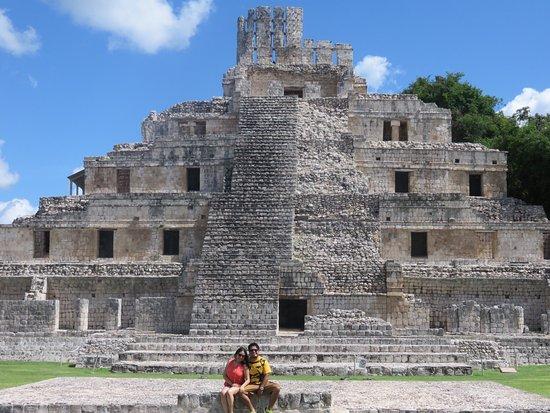 Campeche, Mexico: Edzná