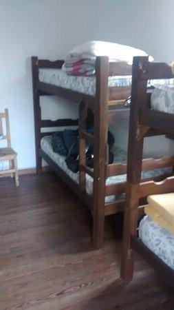 Destino26 Hostel: Quarto compartilhado