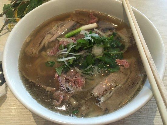 Ρίτσμοντ, Αυστραλία: Lovely pho soup !