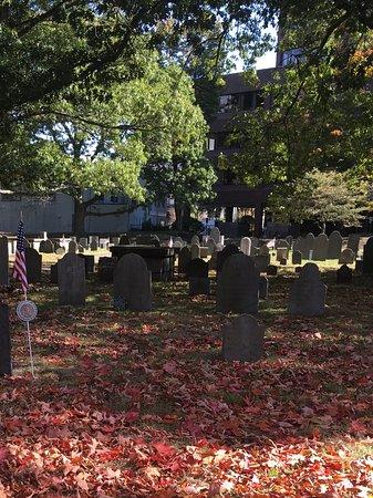 Quincy, MA: Hancock Cemetery