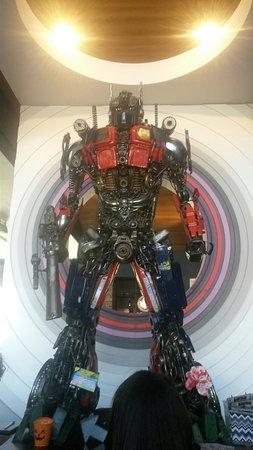 Pooler, GA: Optimus Prime!