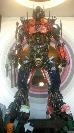 Pooler, Géorgie : Optimus Prime!
