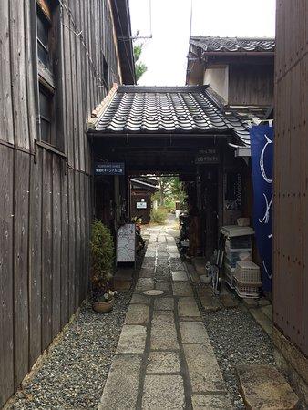 Takashima Village : 気合の入ってるところとそうでないところの差がはげしい…