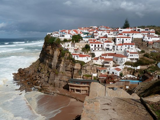 Sintra Municipality, Portugal: Azenhas do Mar