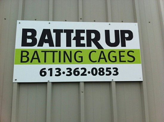 ‪Batter Up Batting Cages‬