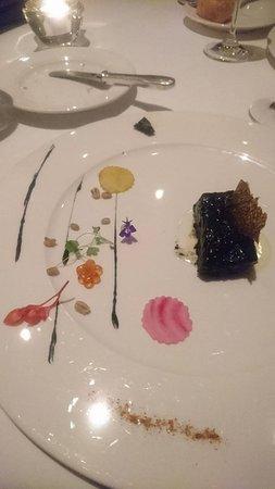 Thorntons Restaurant: Salmon