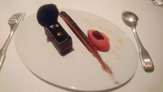 Thorntons Restaurant: Dessert