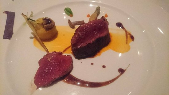 Thorntons Restaurant: Veal